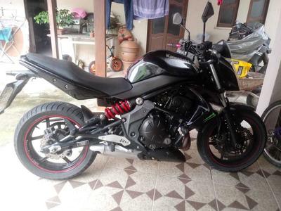 Moto Kawasaki Er-6n 650cc
