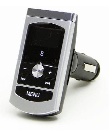 Transmissor Fm Pastas Mp3 Sd Usb Pen Drive Controle Remoto