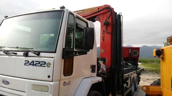 Conjunto De Caminhão Munck Madal 45 Ton