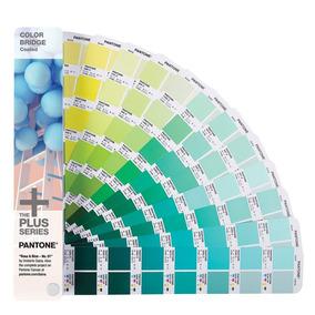 Muestrario Colores Solidos Bridge Coated Pantone Gg6103n