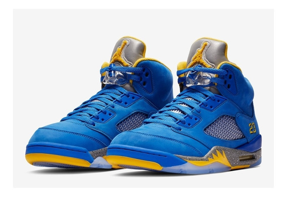 Air Jordan Retro 5 Laney (original)