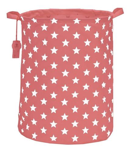 Imagen 1 de 9 de Cesto Canasto Ropa Sucia Laundry Juguetes Organizador Tela