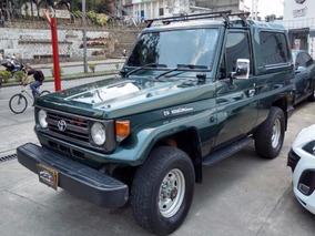 Toyota Land Crusier 1996 Blindaje 3 Gasollina 4.5 Cc
