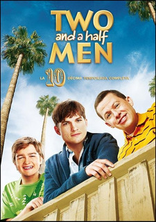 Dvd - Two And A Half Men - Temporada 10