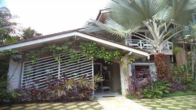 Ref.: 17554 - Casa Condomínio Fechado Em Sao Sebastiao, No Bairro Baleia - 4 Dormitórios