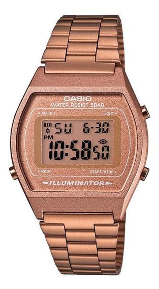 Relógio Casio Vintage Unissex B640wc-5adf