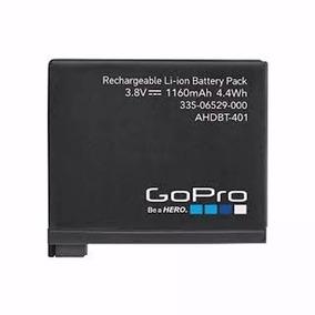 Bateria Go Pro Hero 5 / 6 Original Gopro 1160 Mah Lacrada