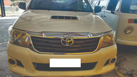 Toyota Hilux Cd4x4 Std 2013 Diesel