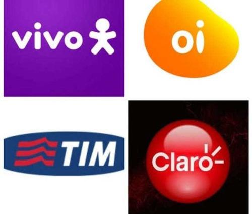 Imagem 1 de 2 de Recarga Telefônica R$10,00 (ganhe R$2,00 De Brinde)