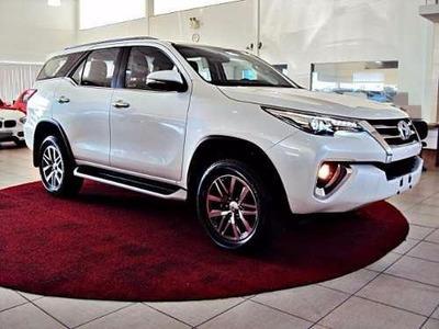 Sucata Toyota Hilux Sw4 2.8 2016/2017/2018 (somente Peças)
