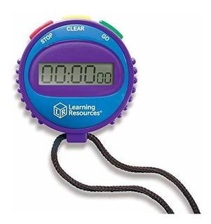 Cronómetro Y Temporizador Multiusos Marca Learning Resources