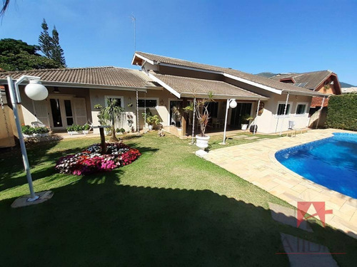 Imagem 1 de 28 de Casa Com 4 Dormitórios À Venda, 500 M² Por R$ 1.750.000,00 - Vila Petrópolis - Atibaia/sp - Ca1029