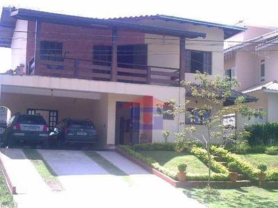 Ampla Casa Em Cond Fechado (vargem Grande Paulista)aceita Troca Por Apto Em São Paulo - Codigo: Ca0197 - Ca0197