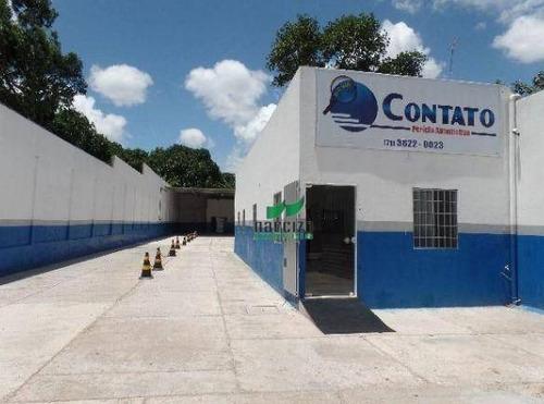 Galpão À Venda, 900 M² Por R$ 780.000,00 - Lama Preta - Camaçari/ba - Ga0085