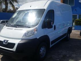 Peugeot Manager 2013 4p Cargo Van L2h2 L4 2.2 T Diesel Man