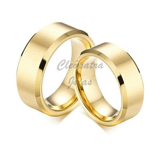Aliança 5mm 6 Gramas Casamento Chanfrada Frete Grátis