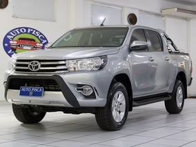 Toyota Hilux 2.7 Srv 4x2 Cd 16v Flex 4p Automático
