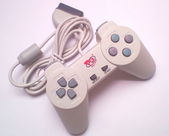 Kit Controle Playstation 1 2 Unidades