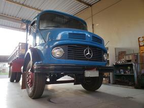 Mercedes-bens 1113 4x2 Ano 1979 Km 185.791 Rodados Zero !!!!