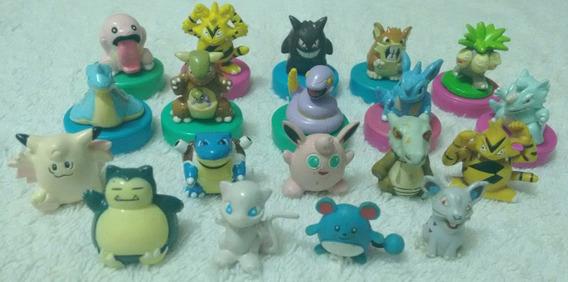 Lote Miniaturas Pokémon Caçulinha 3 (leia A Descrição)