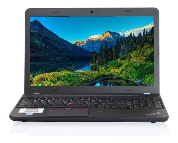 Laptop Lenovo E560 Clase A 4gb 500d 6ta Gen 6m Gntia 470vrd