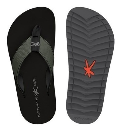 Chinelo(sandália) Kenner Kivah Tks Original