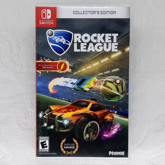 Rocket League - Semi Novo - Fisica - Switch - Gamercado