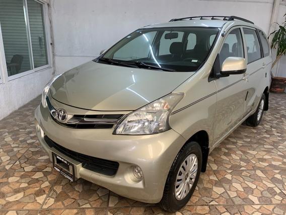 Toyota Avanza Premium Automática Impecable Factura Original