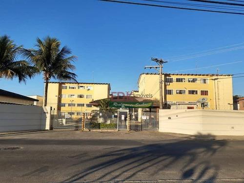 Imagem 1 de 23 de Apartamento Com 2 Dormitórios À Venda, 53 M² Por R$ 170.000 - Residencial Santa Izabel - Taubaté/sp - Ap9203