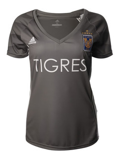 Jersey Tigres Dama 18-19 Tercera Cz5103