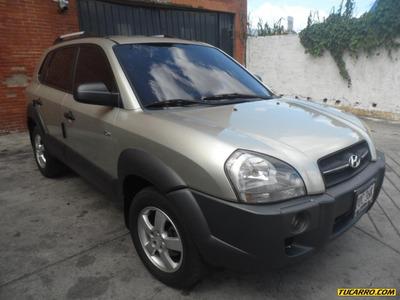 Hyundai Tucson Rustico