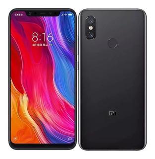 Global Rom Xiaomi Mi 8 Mi8 6gb Ram 128gb Rom Mobile Phone Sm