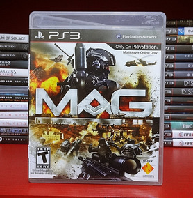 Mag Ps3 (somente Online)