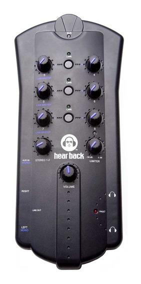 Monitor Individual 8 Vias Hear Back Mixer