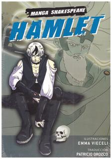 Libro Hamlet Manga Shakespeare Original