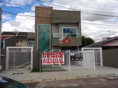 Imagem 1 de 14 de Sobrado A Venda No Bairro Uberaba Em Curitiba-pr .