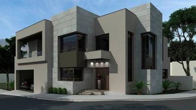 Casa Residencial En Venta En Privada Valle Alto Monterrey