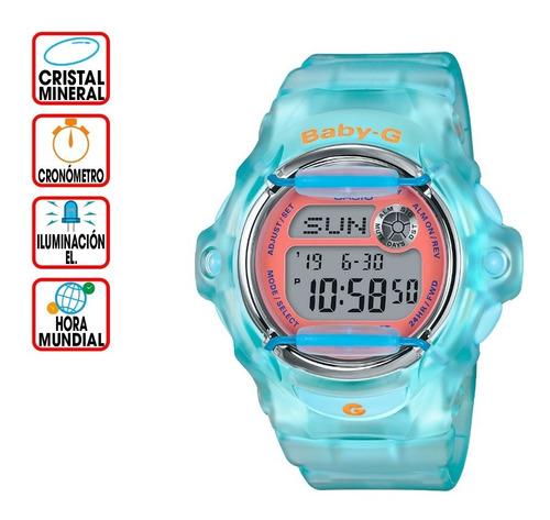 Imagen 1 de 5 de Reloj Casio Baby-g Splash Bg-169r-2cc