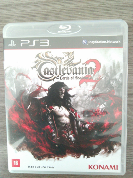 Castlevania Lords Of Shadow 2 - Ps3