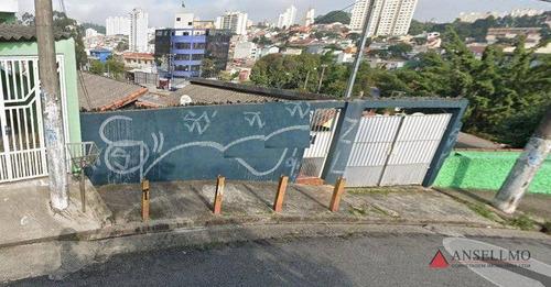 Imagem 1 de 3 de Terreno À Venda, 276 M² Por R$ 450.000,00 - Baeta Neves - São Bernardo Do Campo/sp - Te0143