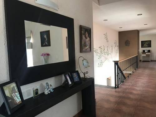 Residencia En Pedregal De Vista Hermosa, 3 Recamaras, Estudio, Jardín