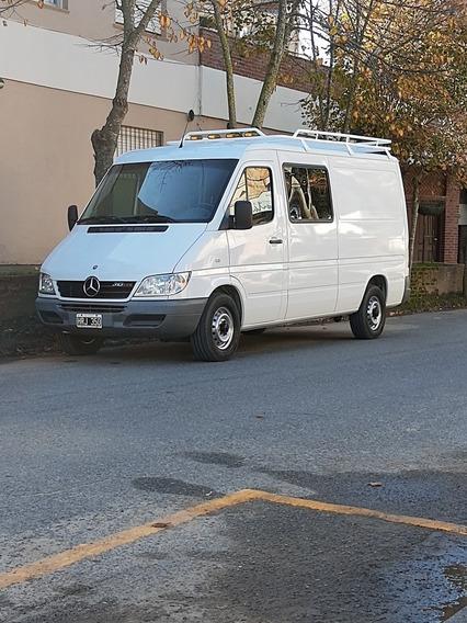 Mercedes-benz Sprinter 2.1 313 3550 Mixto 4+1 S-airbag 2008