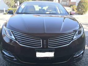 Lincoln Mkz 3.7 Reserve Mt