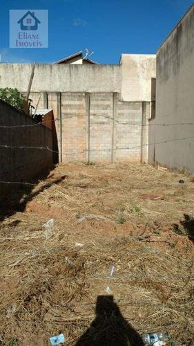 Imagem 1 de 3 de Terreno À Venda, 125 M² Por R$ 130.000,00 - Parque Eldorado - Campinas/sp - Te0015