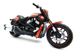 Miniatura Moto Harley Davidson - Série 33 - 1:18 - 12 Vrscdx