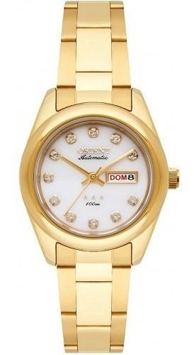 Relógio Feminino Orient Automático 559gp010 B1kx= 46