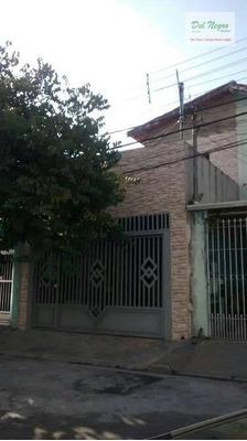 Casa Residencial À Venda, Jardim Ester Yolanda, São Paulo. - Ca1068