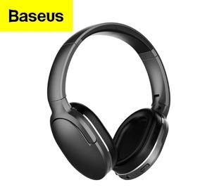 Fone De Ouvido Baseu Bluetooth Headphone Encok D02 Dobrável