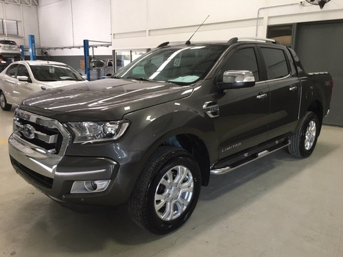 Ford Ranger Limited At 4x4 3.2 2021 Stock Inmediato