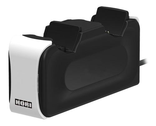 Imagen 1 de 3 de Base De Carga Dualsense Ps5 Hori Dual Charger